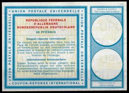 BUND ALLEMAGNE GERMANYVi19 60PF. InternationalReply Coupon Reponse Antwortschein IAS IRC Mint** druckfrisch - Sin Clasificación