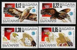 """Bulgarie 2001 - Série Complète """"Aigle"""" - Neuf ** MNH - Águilas & Aves De Presa"""