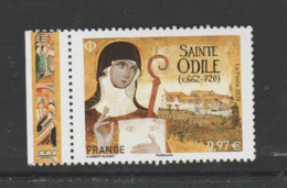 FRANCE / 2020 / Y&T N° 5410 ** : Sainte Odile X 1 BdF G - Ongebruikt