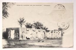 Ruines De L'Ancienne Case Des Sacrifices _ Zagnanado - Dahomey