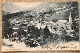 FIESCH 1905 SUPERBE - VS Valais