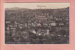 OUDE POSTKAART ZWITSERLAND - SCHWEIZ -     ST. FIDEN - SG St. Gallen