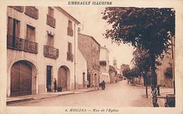 ROUJAN - N° 6 - RUE DE L'EGLISE - Other Municipalities