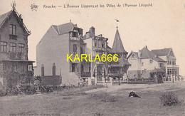 Knokke - Knocke - Le Zoute - Avenue Lippens Et L'Avenue Léopold - Knokke