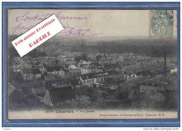 Carte Postale 60. Liancourt  Arrondissement De Clermont Trés Beau Plan - Liancourt