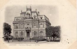 LOUVIERS - La Caisse D'Epargne - Louviers