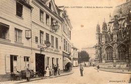 LOUVIERS - L'Hôtel Du Mouton D'Argent - Louviers