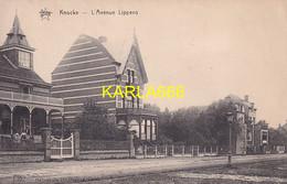 Knokke - Knocke - Le Zoute - Avenue Lippens - Knokke