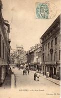 LOUVIERS - La Rue Grande - Louviers