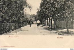 D17  FOURAS  Avenue Du Casino  ..... - Fouras-les-Bains