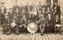 CREPY-EN-VALOIS - Classe 1921 (carte Photo) - Crepy En Valois
