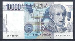 Italie - Billet De 10 000 Lire Type Volta SPL - 10000 Lire