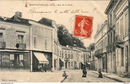 D17  MONTGUYON  Rue De La Poste - Other Municipalities