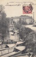 89 - Auxerre - Un Beau Panorama Pris Vers Le Moulin Du Batardeau - Barques - Auxerre