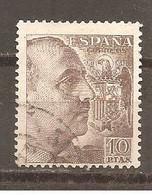 España/Spain-(usado) - Edifil  1059 - Yvert  820A (o) - 1931-50 Gebraucht