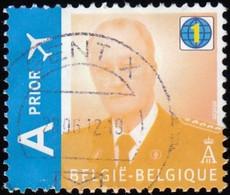 BELGIUM - Scott #2205 King Albert II / Used Stamp - Gebraucht
