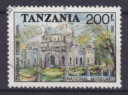 Tanzania 1992 Mi. 1221     200 Sh Nationalmuseum - Tanzania (1964-...)