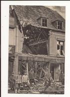 Militaria Pas De Calias Lens Grand Place 1916 - Weltkrieg 1914-18