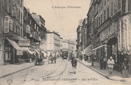 63 - CLERMONT FERRAND - Rue De L' Ecu - Clermont Ferrand