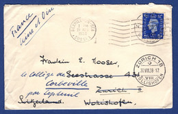 Beleg (aa4490) - Briefe U. Dokumente