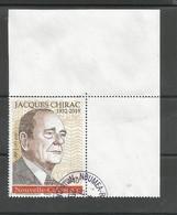 Nouveauté  JACQUES CHIRAC    Bdf    (clascamerou26) - Used Stamps