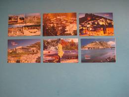 Albania Different Lot Of 6 Postcards (28) - Albanie