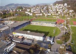 LUZERN LUCERNE STADION ALLMEND STADE STADIUM ESTADIO STADIO - Fussball
