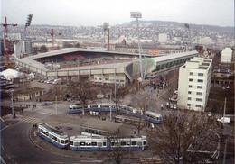 ZURICH LETZIGRUND STADE STADIUM ESTADIO STADION STADIO - Fussball