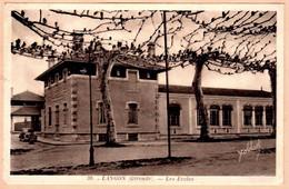 33 - B27499CPA - LANGON - Les Ecoles - Très Bon état - GIRONDE - Langon