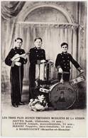 54 - T24598CPA - HOMECOURT - Trois Jeunes Virtuoses  - Dotto, Lapassin, Masini - Jazz - Parfait état - MEURTHE-ET-MOSELL - Homecourt