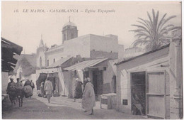 CASABLANCA. Eglise Espagnole. 16 - Casablanca