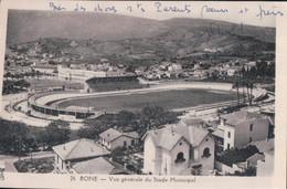 BONE Vue Générale Du Stade Municipal (1956) - Annaba (Bône)