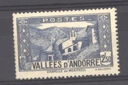 Andorre  :  Yv  87  **     ,   N2 - Unused Stamps