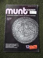 Munt Koerier No 12 1977 - Dutch