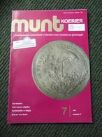 Munt Koerier No 7 1992 - Dutch