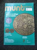 Munt Koerier No 7 1993 - Dutch
