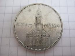 Germany 5 Reichsmark 1934 J - 5 Reichsmark