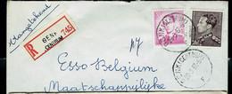 Doc. De GENK ( CENTRUM ) - F - Du 29/03/67 En Rec. ( E ) - Landpost (Ruralpost)