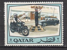 Qatar, Police, Gendarme, Moto, Motocyclette, Voiture, Car, Automobile - Police - Gendarmerie