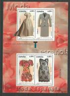 HB ESPAÑA  ///  ESPAÑA 2010 - MODA ESPAÑOLA - HB / BLOC Nº: 194 **MNH - ¡¡¡ OFERTA - LIQUIDATION - JE LIQUIDE !!! - Blocks & Sheetlets & Panes