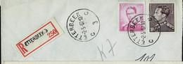 Doc. De ETTERBEEK - C 3 C - Du 02/05/67 En Rec. ( E ) - Landpost (Ruralpost)
