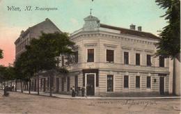 WIEN, XI. KRAUSEGASSE, 1918 - Unclassified
