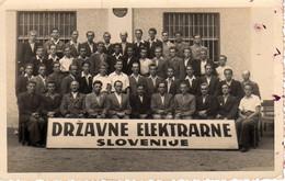 MARIBOR, DRŽAVNE ELEKTRARNE - Slovenia
