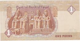 Egypte - Billet De 1 Pound - P50 - Egypte