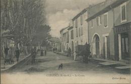 13)  CABANNES   -   Le  Cours - Otros Municipios