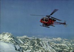CPA Bohag Berner Oberlander Helikopter AG, Hubschrauber - Non Classificati