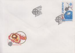 Enveloppe  FDC  1er  Jour   TCHECOSLOVAQUIE     EUROPA    1991 - 1991