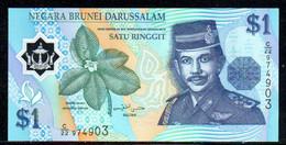 537-Brunei Billet De 1 Ringgit 1996 C22 Neuf - Brunei