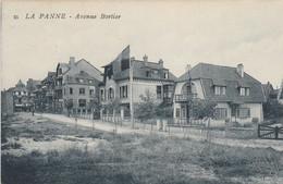 La Panne , De Panne , Avenue  Bortier  ,( N° 25 ) - De Panne