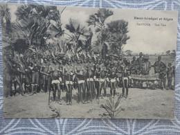 HAUT SENEGAL ET NIGER BANFORA TAM TAM  GROUPE DE DANSE - Senegal
